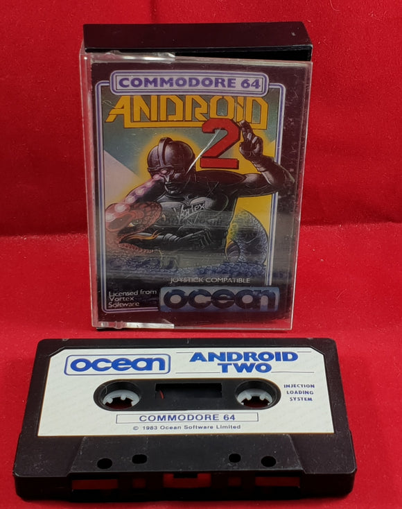 Android 2 Commodore 64 Game