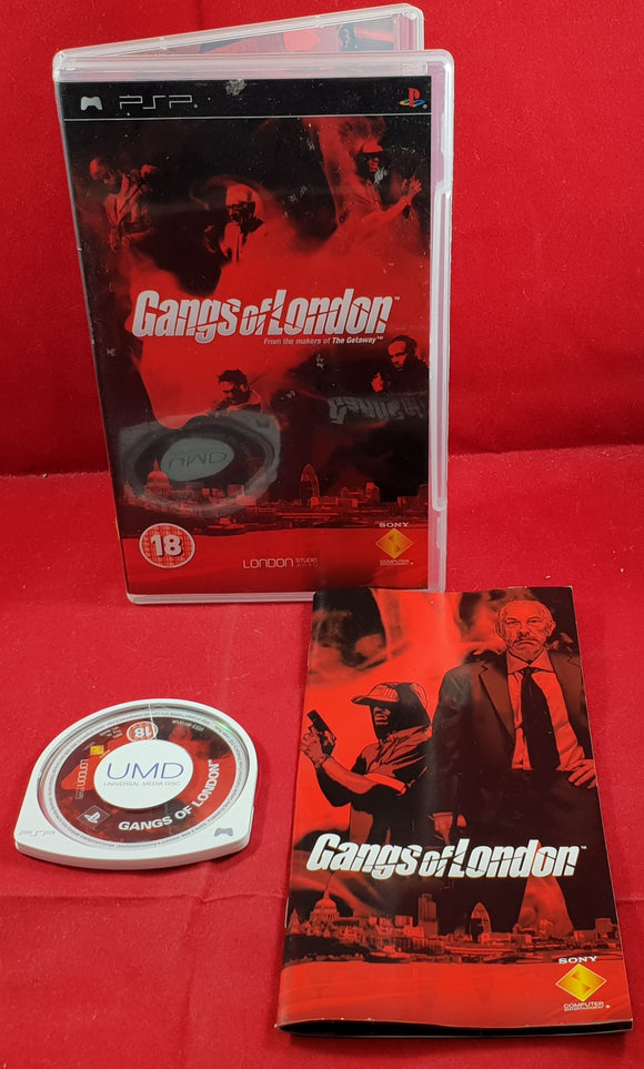Gangs of London Sony PSP Game