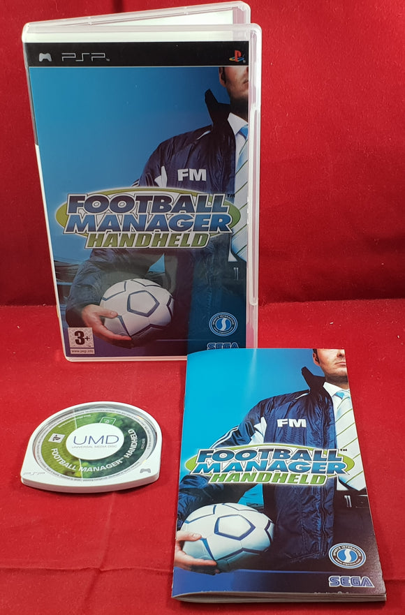 Football Manager Handheld Sony PSP Game