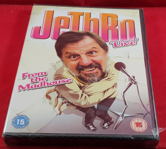 Brand New and Sealed Jethro Live from the Madhouse DVD
