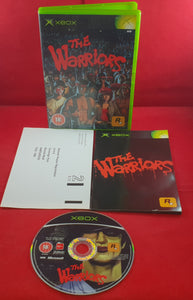 The Warriors Microsoft Xbox Game