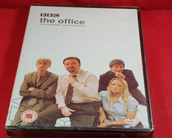Brand New and Sealed The Office Season 2 DVD