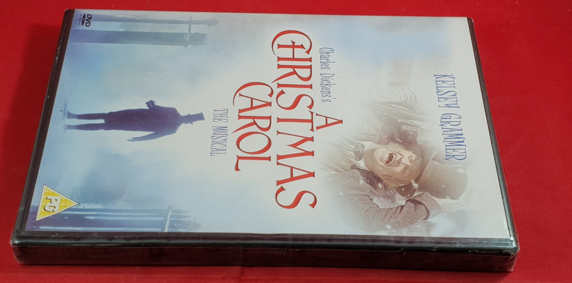Brand New and Sealed A Christmas Carol the Musical DVD – Retro Gamer ...