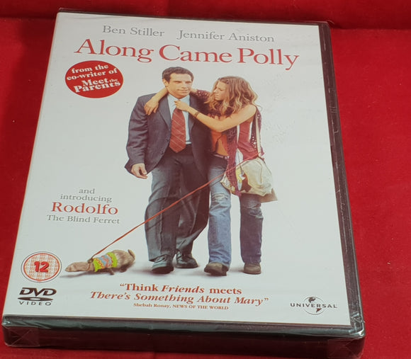 Brand New and Sealed Along Came Polly DVD