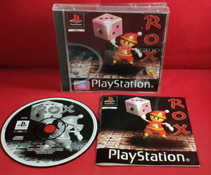 Rox  Sony PlayStation 1 (PS1) Game