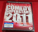 Brand New and Sealed Comedy Superstars 2011 DVD