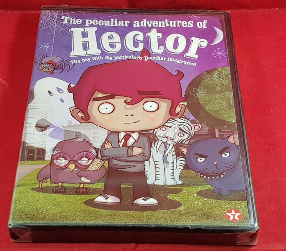 Brand New and Sealed The Peculiar Adventures of Hector DVD