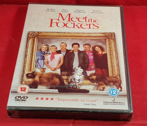 Brand New and Sealed Meet the Fockers DVD
