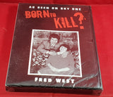 Brand New and Sealed Born to Kill? Fred West DVD