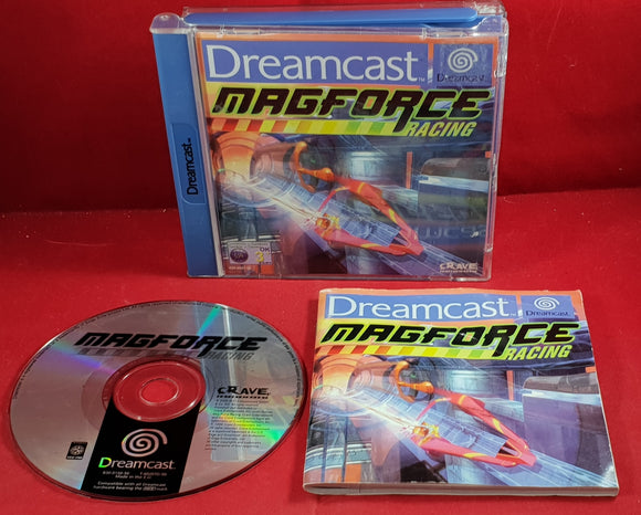 Magforce Racing Sega Dreamcast Game