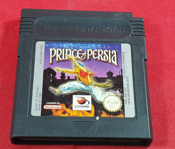 Prince of Persia Cartridge Only Nintendo Game Boy Game