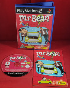 Mr Bean Sony Playstation 2 (PS2) Game