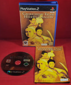 Crouching Tiger Hidden Dragon Sony Playstation 2 (PS2) Game