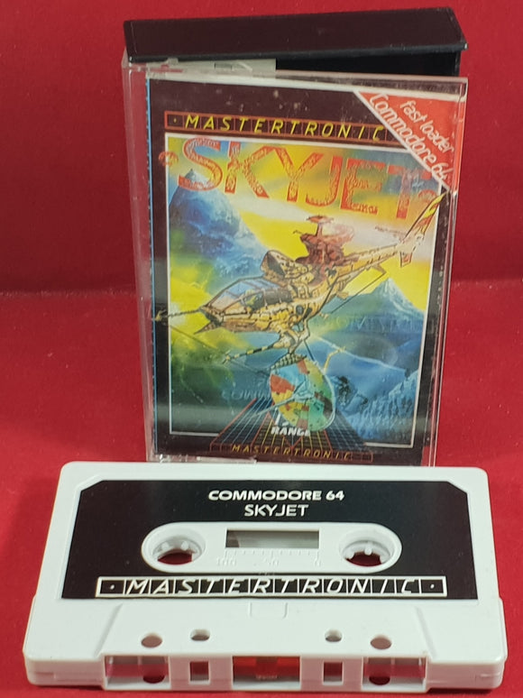 Skyjet Commodore 64 Game