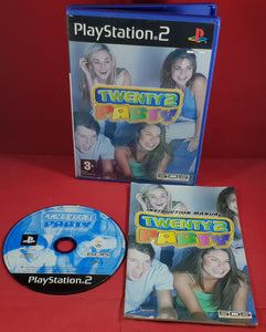 Twenty 2 Party Sony Playstation 2 (PS2) Game