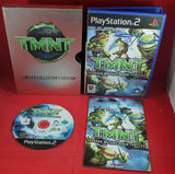 TMNT Limited Collector's Edition Sony Playstation 2 (PS2) ULTRA RARE Game