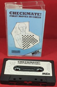 Checkmate MSX Game