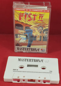 Fist II Commodore 64 Game