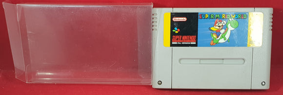 Super Mario World Cartridge Only Super Nintendo (SNES) Game