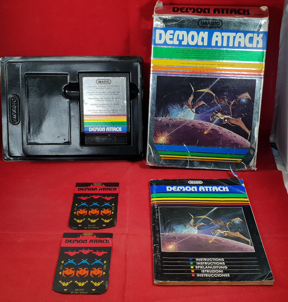 Demon Attack Intellivision Game