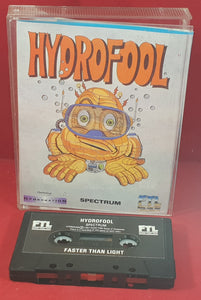 Hydrofool Sinclair ZX Spectrum Game