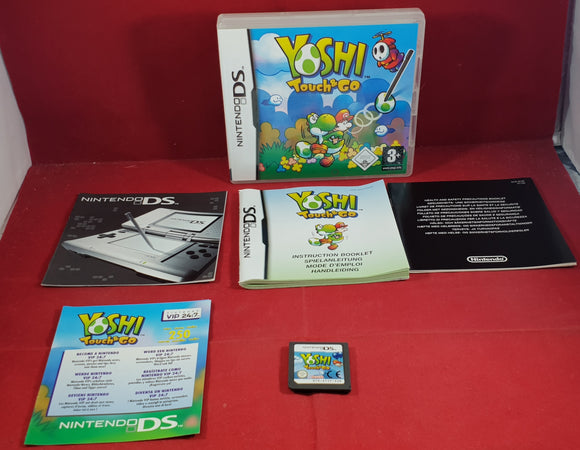 Yoshi Touch & Go Nintendo DS Game