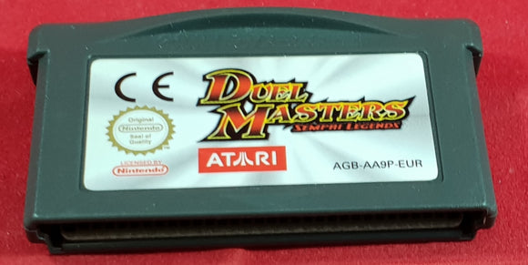 Duel Masters Sempai Legends Cartridge Only Nintendo Game Boy Advance Game