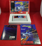 R-Type III Super Nintendo Entertainment System Includes Poster (SNES) RARE Game