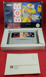 BOB Super Nintendo Entertainment System (SNES) Game
