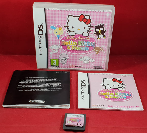 Loving Life with Hello Kitty & Friends Nintendo DS Game