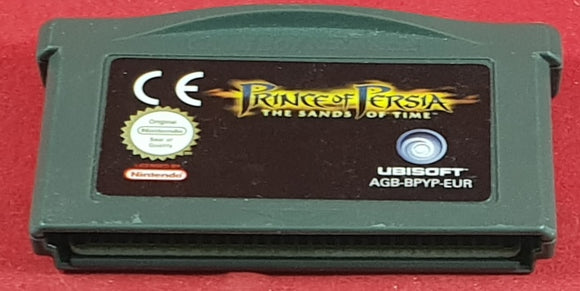 Prince of Persia The Sands of Time Cartridge Only Nintendo Game Boy Advance Game