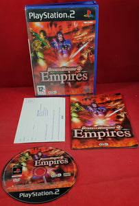 Dynasty Warriors 4 Empires Sony Playstation 2 (PS2) Game