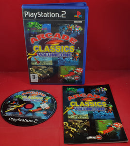 Arcade Classics Volume One Sony Playstation 2 (PS2) Game
