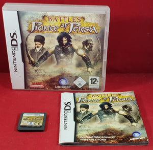Battles Prince of Persia Nintendo DS Game