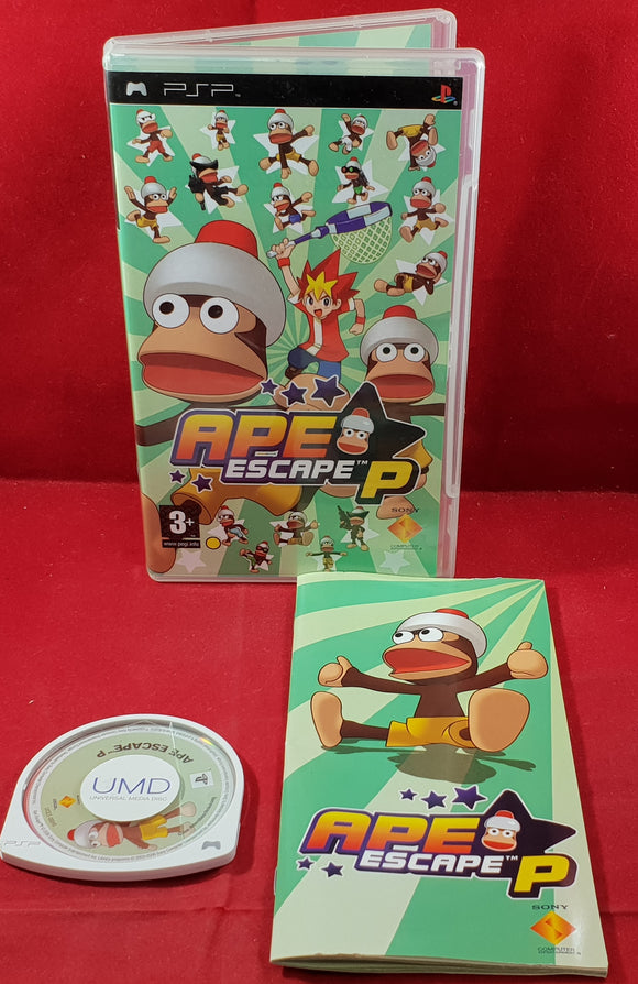 Ape Escape P Sony PSP Game