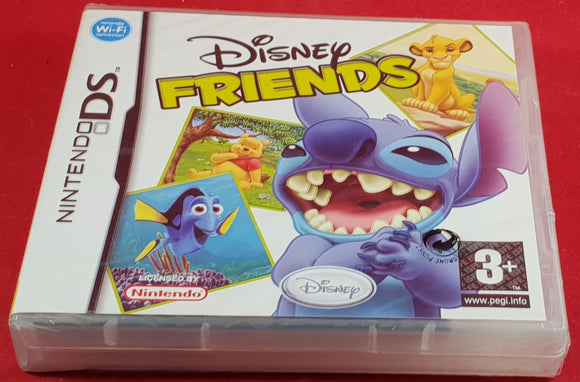 Brand New and Sealed Disney Friends Nintendo DS Game