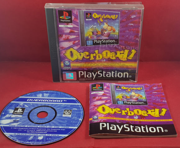 Overboard Multipack Version Sony Playstation 1 (PS1) Game