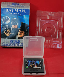 Batman Returns Sega Game Gear Game