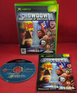 Showdown Legends of Wrestling Microsoft Xbox Game