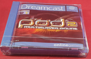 Brand New and Sealed Pod 2 Sega Dreamcast Game