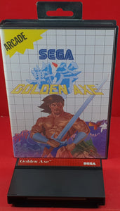 Golden Axe Sega Master System Game