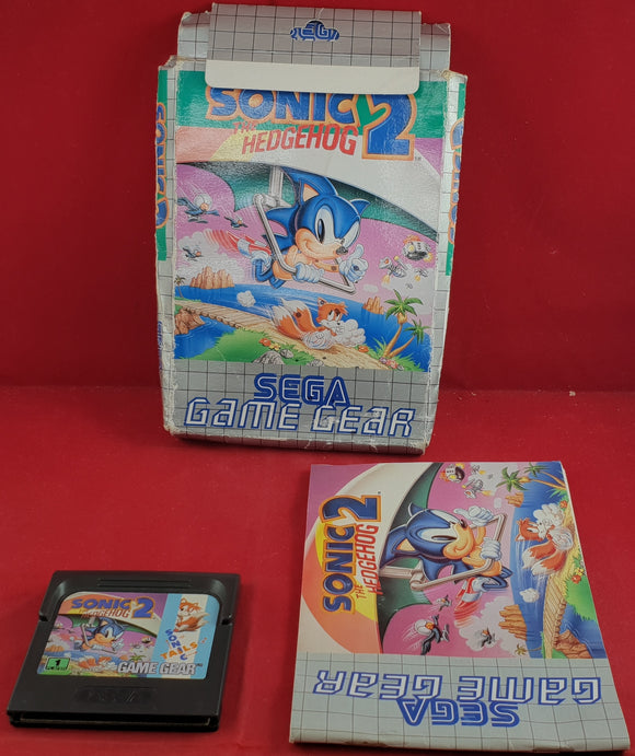 Sonic the Hedgehog 2 Sega Game Gear Game