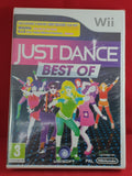 Brand New and Sealed Just Dance Best Of Nintendo Wii Game