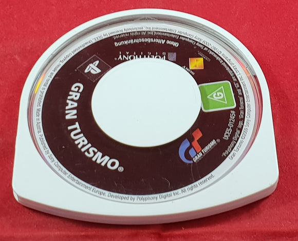 Gran Turismo Disc Only Sony PSP Game