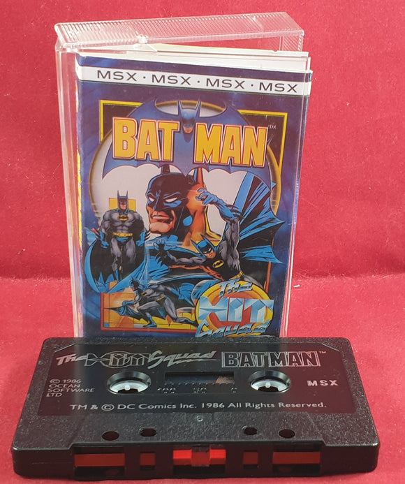 Batman MSX Game
