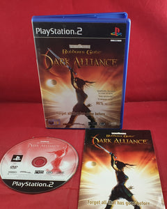 Baldur's Gate Dark Alliance Sony Playstation 2 (PS2) Game