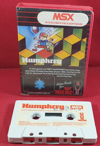 Humphrey MSX Game
