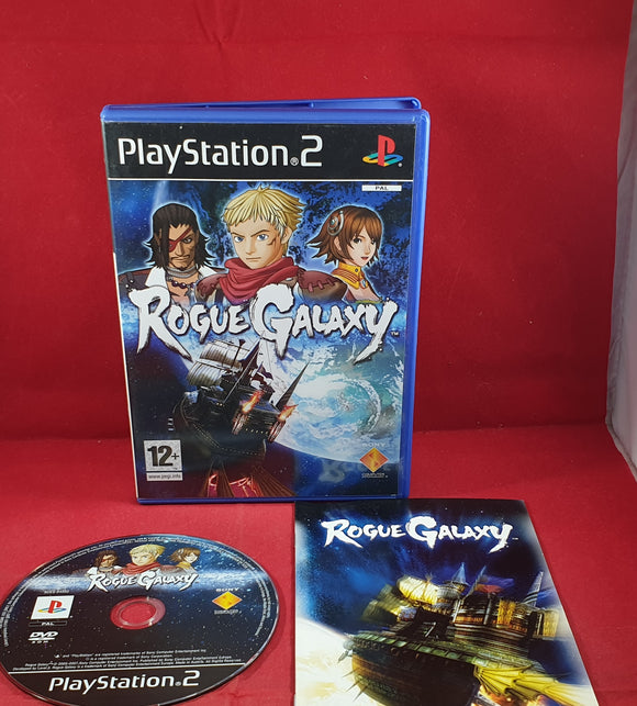 Rogue Galaxy Sony Playstation 2 (PS2) Game