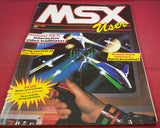 MSX User July 1985 Magazine Book