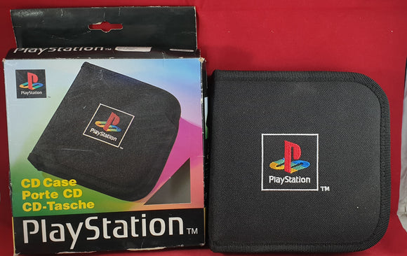 Official Sony Playstation CD Carry Case Accessory